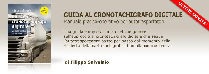 Guida al cronotachigrafo digitale